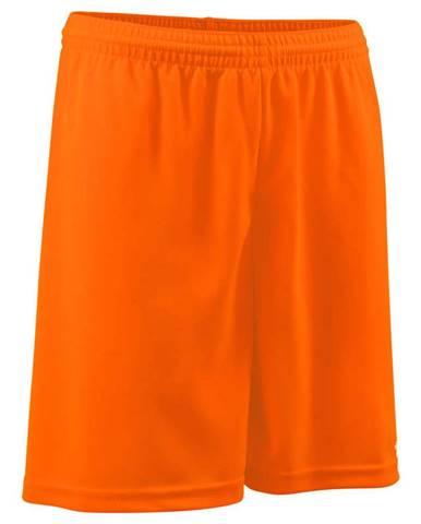 KIPSTA šortky F100 Oranžové