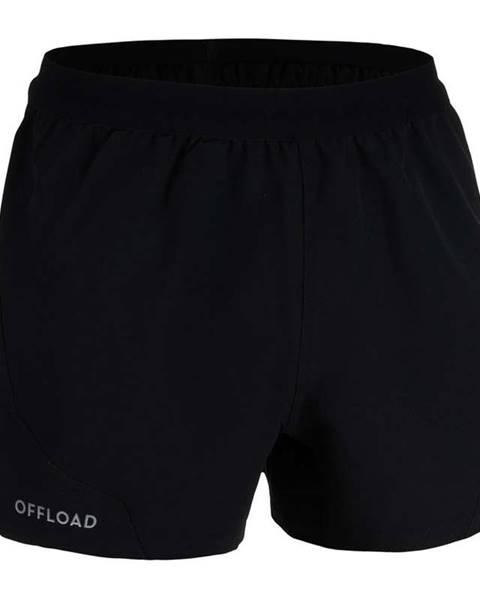 OFFLOAD OFFPánske šortky R500 čierne