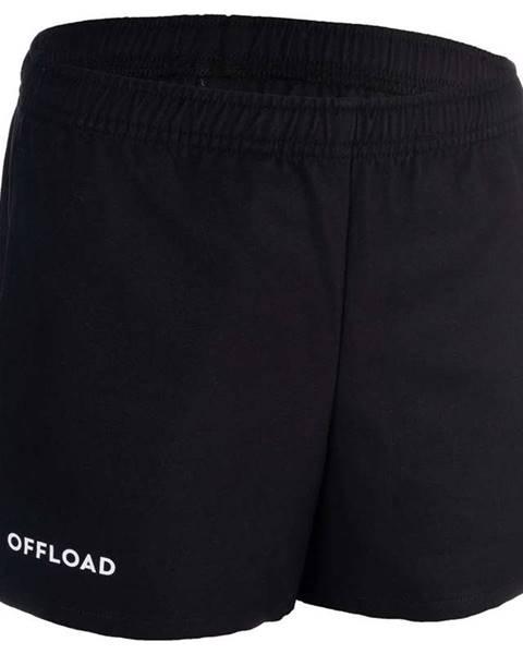 OFFLOAD OFFšortky Club R100 Junior čierne