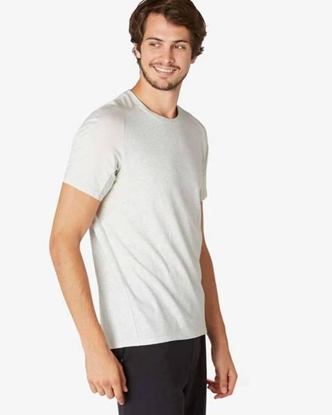 NYAMBA NYAMBA Pánske Tričko 520 Na Cvičenie