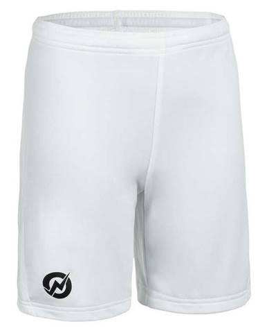 ATORKA Pánske šortky H100 Biele
