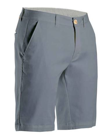 INESIS Pánske Golfové šortky Sivé