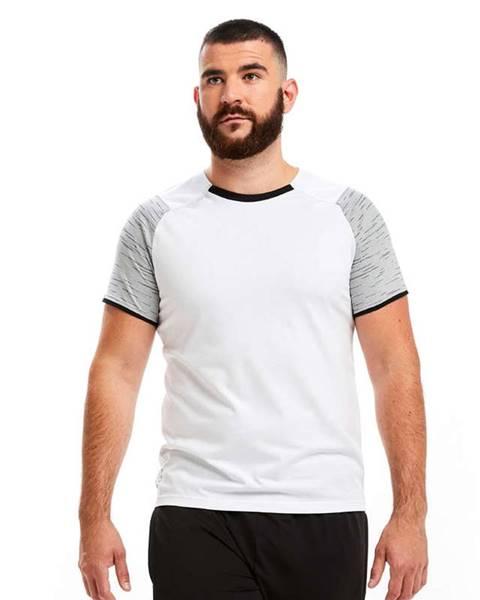 KIPSTA KIPSTA Tímové Tričko T100 Biele