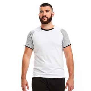 KIPSTA Tímové Tričko T100 Biele