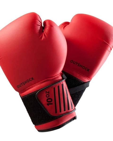 OUTSHOCK OUTSHOCK Boxerské Rukavice 100 červené
