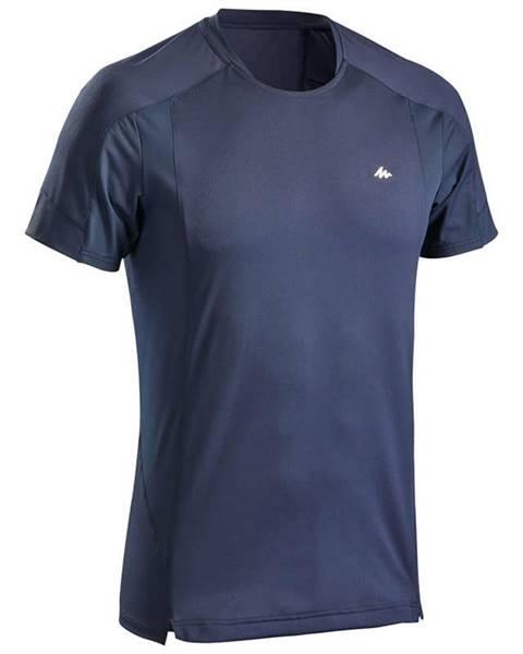 QUECHUA QUECHUA Pánske Tričko Mh500 Modré