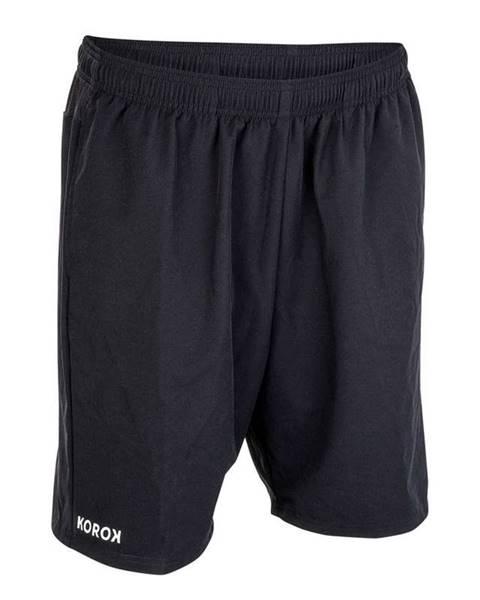 KOROK KOROK Pánske šortky Fh500 čierne