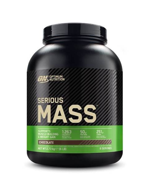 Optimum Nutrition Optimum Nutrition Serious Mass 5450 g vanilka