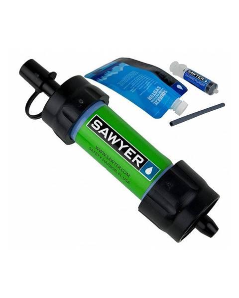 Sawyer Vodný cestovný filter Sawyer SP128 Mini zelený