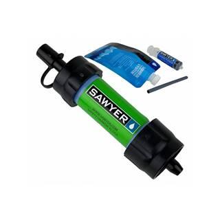 Vodný cestovný filter Sawyer SP128 Mini zelený