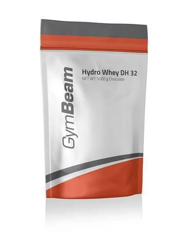 GymBeam Hydro Whey DH 32 2500 g čokoláda
