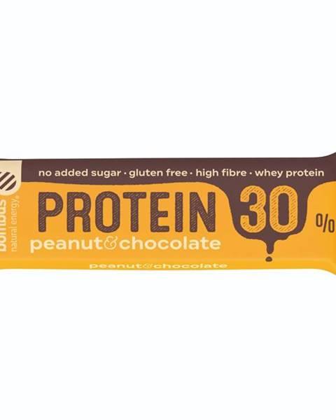 Bombus Bombus Proteínová tyčinka Protein 30% 50 g vanilka a chrumky