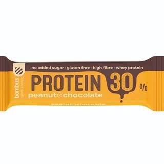 Bombus Proteínová tyčinka Protein 30% 50 g vanilka a chrumky