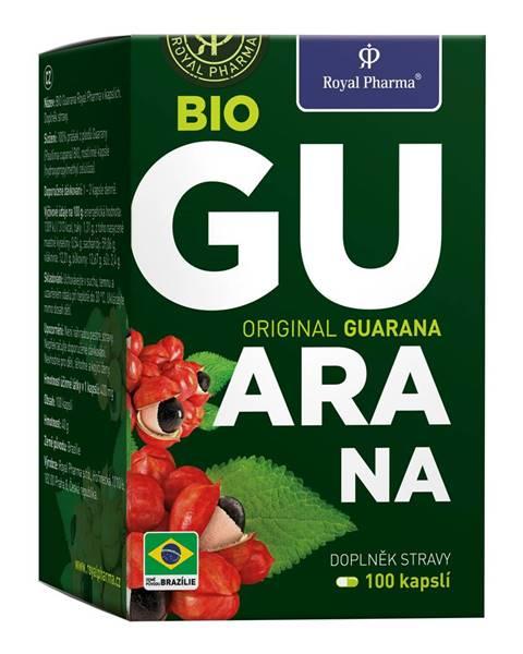 Royal Pharma Royal Pharma BIO Guarana 100 kapsúl