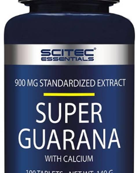 Scitec Nutrition Scitec Super Guarana 100 tabliet