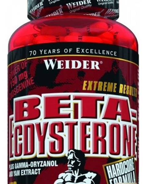 Weider Weider Beta-Ecdysterone 150 kapsúl