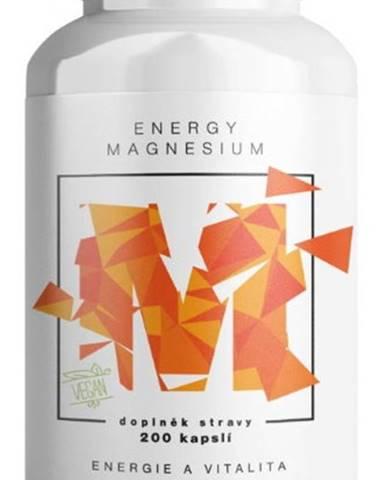 Brainmax Energy Magnesium 1000 mg 200 kapsúl