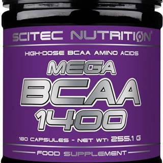 Scitec Mega BCAA 1400 180 kapsúl