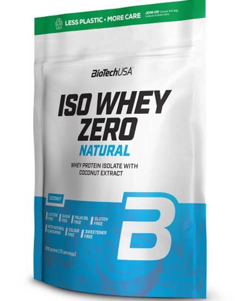 Biotech USA BioTech USA BioTech Iso Whey Zero Natural 1816 g variant: kokos