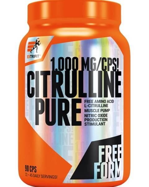 Extrifit Extrifit Citrulline Pure 1000 mg 90 kapsúl