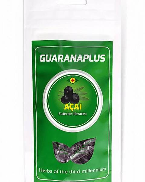 GuaranaPlus Guaranaplus Acai 100 kapsúl