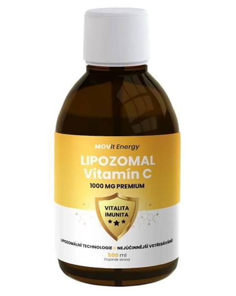 MOVit MOVit Energy Lipozomálny vitamín C Premium 1000 mg 500 ml