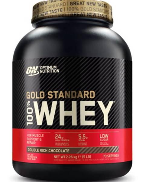 Optimum Nutrition Optimum Nutrition 100% Whey Gold Standard 2260 g variant: banán