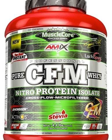 Amix Nutrition Amix CFM Nitro Protein Isolate 1000 g variant: banán - karamel