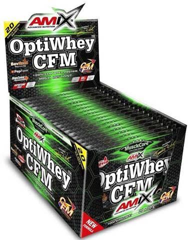 Amix Nutrition Amix MuscleCore OptiWhey CFM Instant Protein 30 g variant: čokoláda - kokos