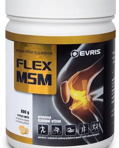 Evris Flex MSM 800 g variant: citrón