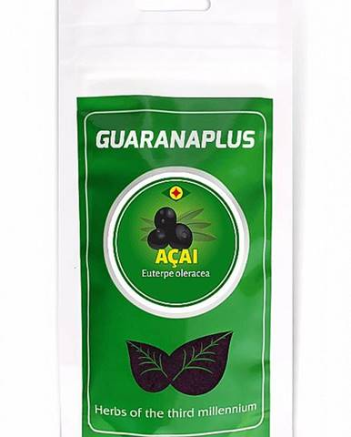 Guaranaplus Acai Berry prášok 50 g