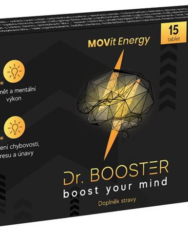 MOVit Dr. Booster 15 tabliet