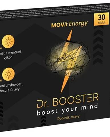 MOVit Dr. Booster 30 tabliet