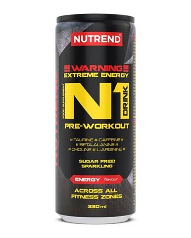 Nutrend N1 Drink 330 ml variant: energy