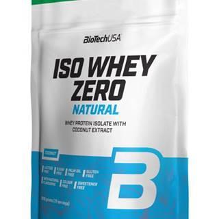 BioTech USA BioTech Iso Whey Zero Natural 1816 g variant: kokos