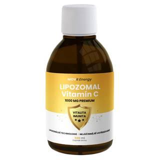 MOVit Energy Lipozomálny vitamín C Premium 1000 mg 500 ml