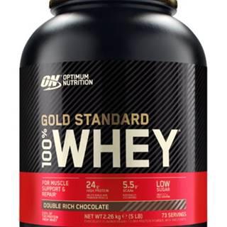 Optimum Nutrition 100% Whey Gold Standard 2260 g variant: banán