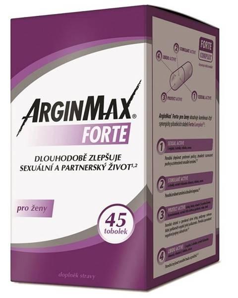 ArginMax ArginMax Forte pre ženy 45 kapsúl