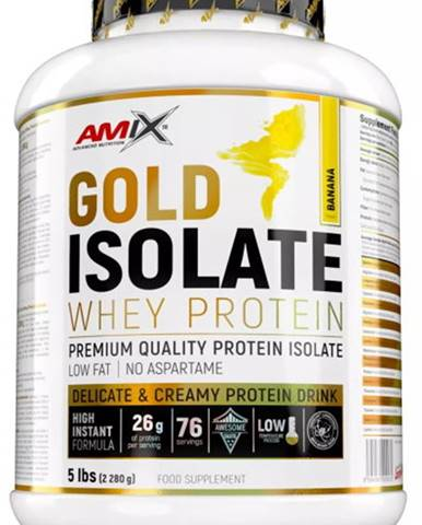 Amix Nutrition Amix Gold Whey Protein Isolate 2280 g variant: ananás - kokos