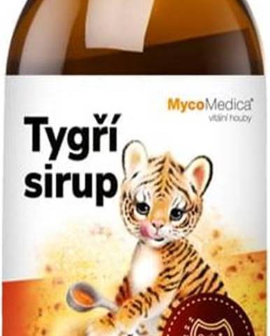 MycoMedica MycoBaby tigrie sirup 200 ml