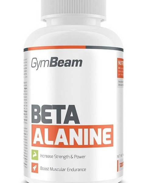 GymBeam Beta Alanine tabletový - GymBeam 120 tbl.