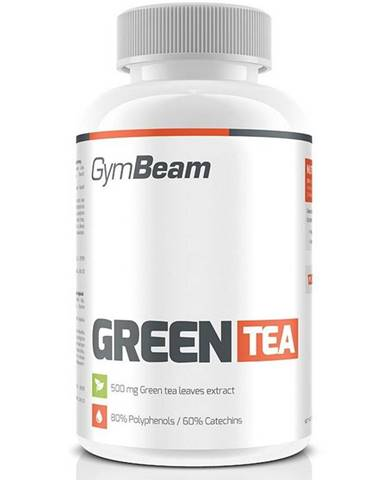 Green Tea - GymBeam 120 kaps.