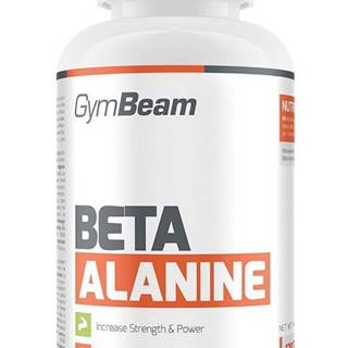 Beta Alanine tabletový - GymBeam 120 tbl.