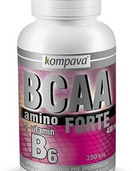 Kompava Amino BCAA Forte - Kompava 200 kaps