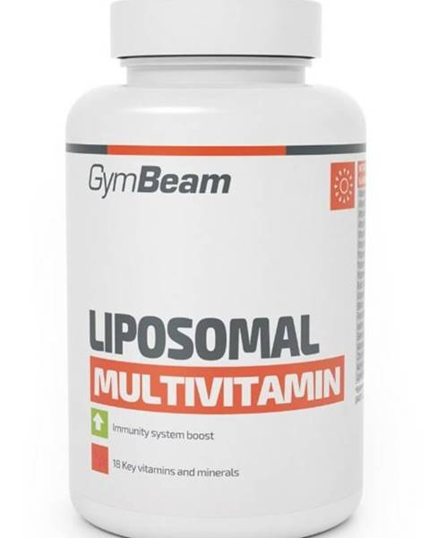 GymBeam Liposomal Multivitamin - GymBeam 60 kaps.