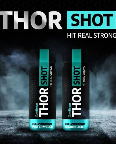 Thor Shot - GymBeam 60 ml. Lemon Lime