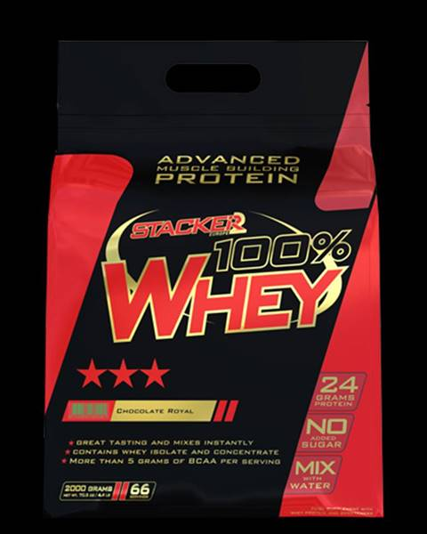 Stacker2 Stacker 2 Proteín 100% Whey 2000 g čokoláda