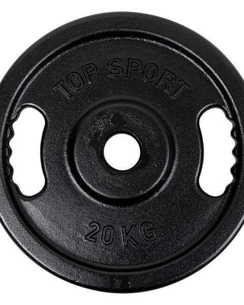 Top Sport Olympijský liatinový kotúč Top Sport Castyr OL 20 kg