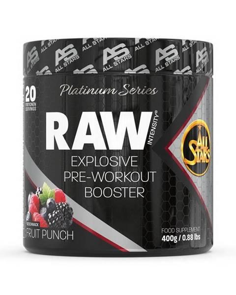All Stars Raw Intensity - All Stars 400 g Blackberry