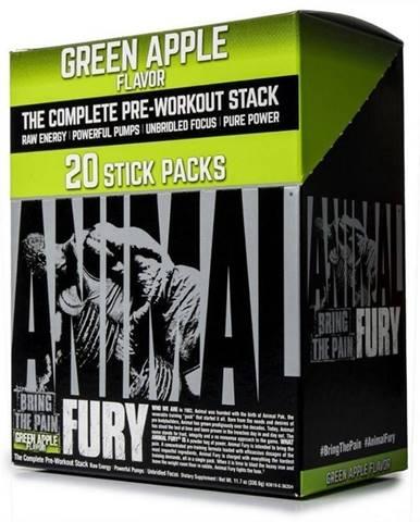 Animal Fury Stick Pack - Universal 20 x 16,5 g Green Apple